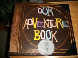 personalized scrapbook albums our adventure book 12 x 12 post bound scrapbook album can be