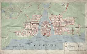 Chinatown Chicago Map by Lost Heaven Mafia Wiki Fandom Powered By Wikia