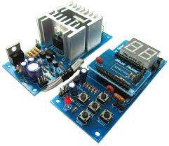 component dc motor and controller yi yao control circuits