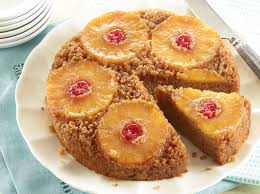 gluten free pineapple upside down cake full circle market
