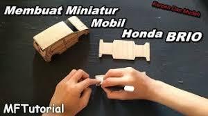 membuat miniatur mobil dari kardus download cara membuat miniatur mobil avanza dari kardus ide