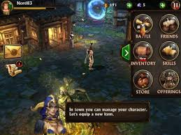 eternity warrior apk eternity warriors 3 for android free eternity warriors