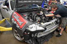 nissan pathfinder engine replacement engine swap putting big motors into little cars super street