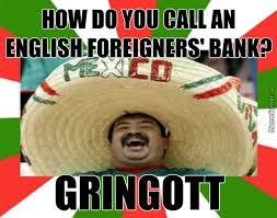 Spanish Word Of The Day Meme - spanish word of the day gringott by luka umek 5 meme center