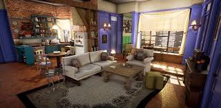 friends apartment cost this is how much rachel and monica s apartment in friends would cost