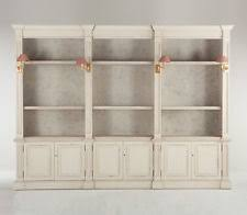 Solid Wood Bookcase Solid Wood Bookcases With Doors Ebay