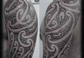 custom new zealand maori ta moko kirituhi pacific tribal half