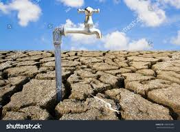water faucet on dry soil texture stock photo 100070300 shutterstock
