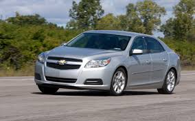 First Drive 2013 Chevrolet Malibu Eco Automobile Magazine