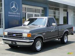 ford f150 xlt colors 1991 light smoke metallic ford f150 xlt regular cab 50380827
