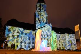 Fine Art Lighting Fixtures by Festival Of Lights Berlin Light Up Lights On Lumina Glow