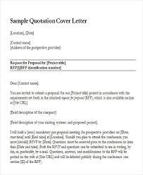 sample quotation doc 27 sample quotation letters