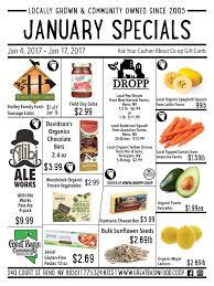 bi weekly sales great basin community food co op