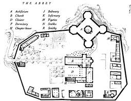 Fantasy Floor Plans Monastery Floorplans The Castel Del Monte In Apulia Italy