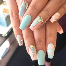21 amazing ideas for acrylic nails naildesignsjournal com