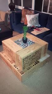 wine crate coffee table marvelous diy wooden crate coffee guide patterns for wine table