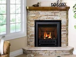 living room procom dual fuel vent free fireplace corner gas