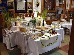 Decoration Tables St Joseph Table Promotion Center For Little Italy Baltimore