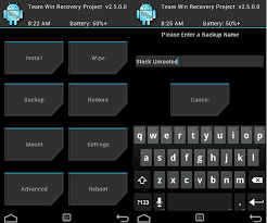 custom recovery android what s a custom recovery exploring cwm twrp and friends