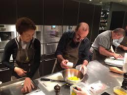 atelier cuisine et electrom駭ager atelier culinaire autour de l électroménager gaggenau
