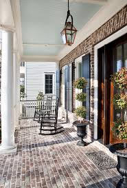 Chairs For Front Porch Front Porch Chairs Porch Traditional With Beadboard Ceiling Brick