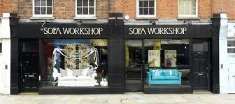 Tottenham Court Road Interior Shops Contemporary Furniture Shop In Kings Road Sofa Workshop