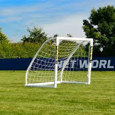 match standard soccer goals u0026 nets all sizes forza goal usa