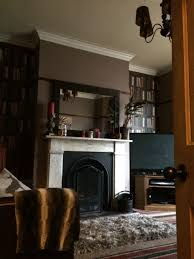 dulux bathroom ideas victorian fireplace dramatic wall colour victorian terrace