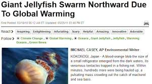 Global Warming Meme - another meme bites the dust jellyfish and global warming watts