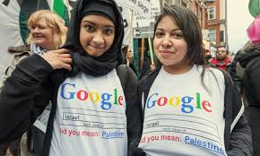Israel Google Claude El Khal When Google Removed Palestine Arabs Remembered It