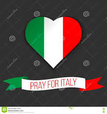 Italian Flag Images Italy Text With Italian Flag Stock Illustration Illustration Of