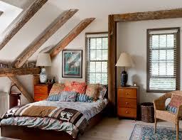 chambre bois 12 chambres saisissantes avec des poutres et un plafond en bois de