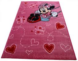 chambre fille minnie beau tapis fille pas cher avec tapis chambre fille pas cher