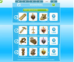 the sims freeplay hobbies woodworking the who games