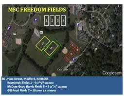 Google Maps Medford Oregon by Field Info