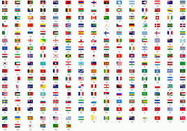 Flags Of Countries 8589130439023 All Countries Flags With Names Wallpaper Hd