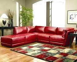 red sofa decor leather couch decor lesgavroches co