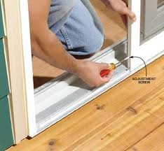 Patio Sliding Door Installation Sliding Glass Patio Doors As Sliding Doors And Perfect How To
