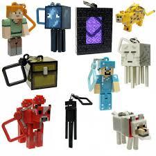 10 pcs minecraft keychain toys 2015 new minecraft creeper