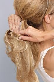 Hochsteckfrisuren Selber Machen Halblange Haare by Hochsteckfrisuren 7 Einfache By Anleitungen Für Sie