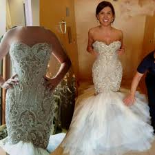 beaded wedding dresses mermaid wedding dresses with beading naf dresses