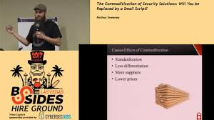 hg the commoditization of security solutions will you be