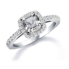 royal wedding ring cushion cut engagement ring
