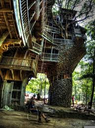 in crossville tn ministers tree house the worlds largest tree house in crossville