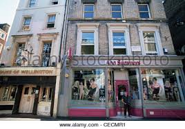 Ann Summers Covent Garden - ann summers shop soho london uk stock photo royalty free image