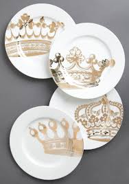 always could use more emily u0027s fête for a queen plate set