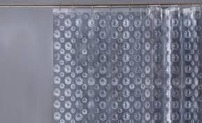Clear Vinyl Shower Curtains Designs Bathroom Helios Clear Vinyl Shower Curtains Bathroom Sizes