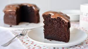 easy chocolate cake from scratch