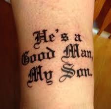 Son Tattoos Ideas Father Son Tattoo Mens Side Tattoo Pinterest Father Son