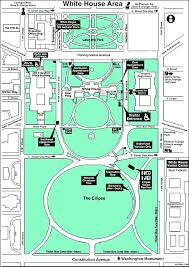 Floor Plan Of White House House Area Map